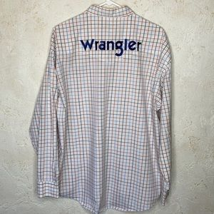 Vintage Wrangler Logo Shirt